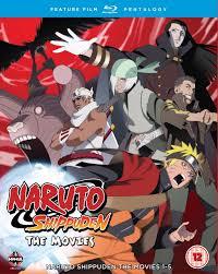 Amazon.com: Naruto - Shippuden Movie Pentalogy [Blu-ray]: Movies & TV