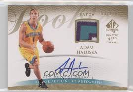 2007-08 SP Authentic - [Base] #143 - Adam Haluska /599