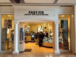 mall st matthews fast fix jewelry