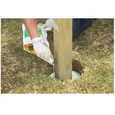Sika Polyurethane Fence Post Mix Actual Net Contents 33 Fl Oz Lowes Com Fence Post Fence Polyurethane