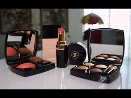 my top 5 chanel makeup s you