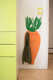 How To Make A Whimsical Carrot Shaped Coat Rack For A Kid S Room Hgtv
