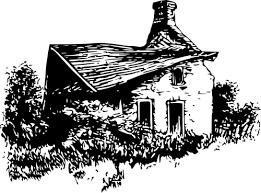 Maison abandonné | Vecteurs publiques