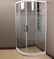 hometown benz glass shower enclosure
