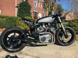 custom cafe racer motorcycles