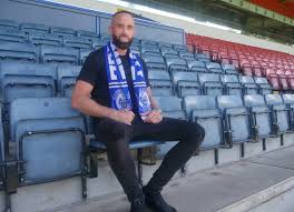 Getting To Know Aaron Wilbraham - News - Rochdale AFC