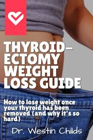 weight loss after thyroidectomy