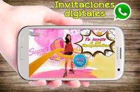 Soy Luna Video Invitaciones Animadas Cumpleanos Whatsapp 349