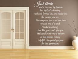 Just Think Vinyl Wall Decal Inspirational Vinyl Lettering Decal Wall S Inspirational Wall Signs