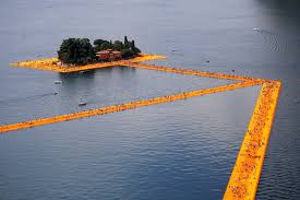 Italy's Gigantic Walking Installation Shuts Down Because Tourists ...