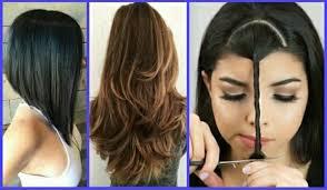 كيفية قص الشعر طرق بسيطة لقص الشعر بنفسك كيوت