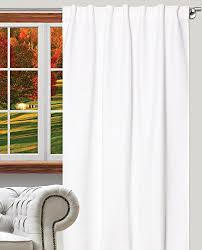 splendid victor hidden tab top curtains