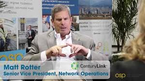 5-in-5: Matt Rotter, Senior Vice President, Network Operations, CenturyLink  - YouTube