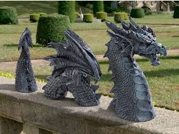 22 unusual and creative garden statues