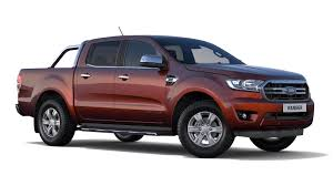 new ford ranger limited spec ford uk