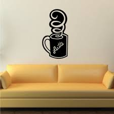 Coffee Decals