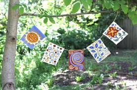 paint your own home garden flags