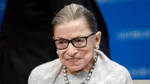 Justice Ruth Bader Ginsburg dead at 87