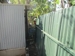 Fill In Gap Between Fences All Home Maintenance