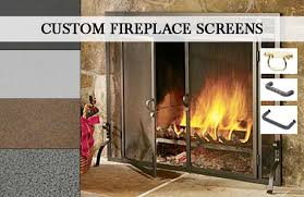 fireplace screens northline express