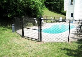 Chain Link Fences Residential Fencing Atlas Fence