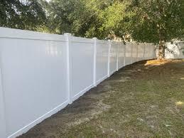 White Pvc Vinyl Fence Fence Design Vinyl Fence White Vinyl Fence