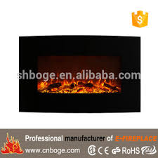 eco flame electric wall mount fireplace