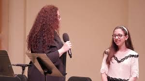 Interview: Abby Harris & Tamar Muskal - YouTube