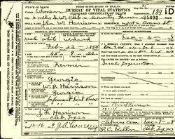John Wesley Harrison (1854-1919) - Find A Grave Memorial