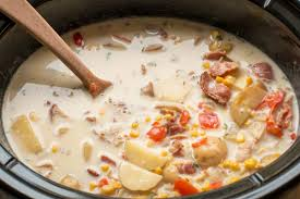 Slow Cooker Corn Chowder - The Magical ...