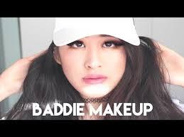 insram bad inspired makeup