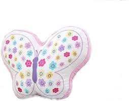 Amazon Com Throw Pillow Ruby Butterfly Flower Car Airplane Train Tow Truck Shaped Sofa Pillow Bedroom Decorative Pillow Cotton Cushion Kids Gift Idea White Home Kitchen