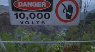 All Electric Fences Have Warning Sign Frontier Forums