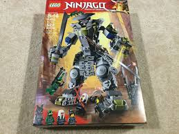 LEGO NINJAGO 70658 ONI TITAN 522 PIECES NEW IN BOX – Lego