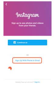 create an insram business profile