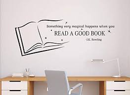 Read A Good Book Wall Quotes Decal Vinyl Buy Online In Zambia At Desertcart
