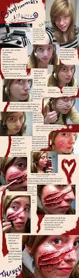20 creepy makeup tutorials
