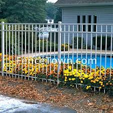 Jerith Residential Aluminum Fence Jerith Legacy Fence Fencetown