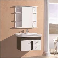 bathroom cabinet solid wood cabinet