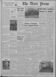 The Blair Press Taylor July 6, 1967: Page 1
