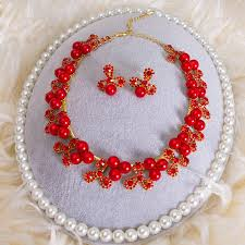 simple wedding jewelry sets