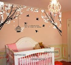 Two Branch Corner With Flying Birds And Quote Vinyl Wall Decal Sticker Art On Wanelo Kids Wall Decals Wall Decals For Bedroom Wall Stickers Baby Girl
