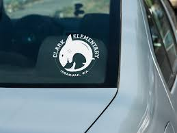 5 Car Window Sticker Bighorn Creative