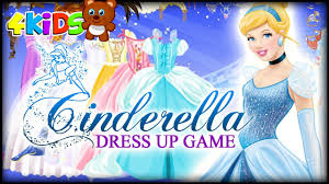 princess dress up party games home