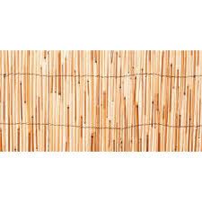Eden 1 X 3m Java Reed Screen Fencing Fence Screening Bamboo Screening Craft Studio Design