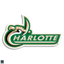 Unc Charlotte Tagged Decals Ultimate Sports Apparel