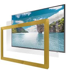 frame mirror tv kit transform your tv