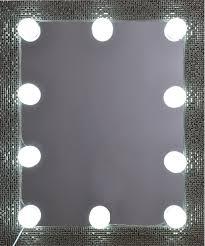 makeup light hollywood style led mirror kit