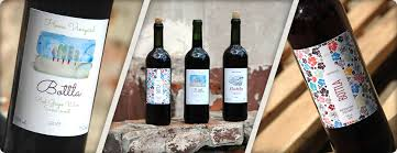 custom wine labels personalized