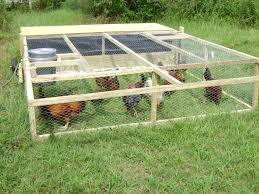 Fabrication Mobile Chicken Coop Chickens Backyard Backyard Chicken Coops